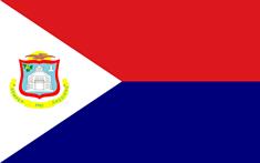 Saint Maarten Flag